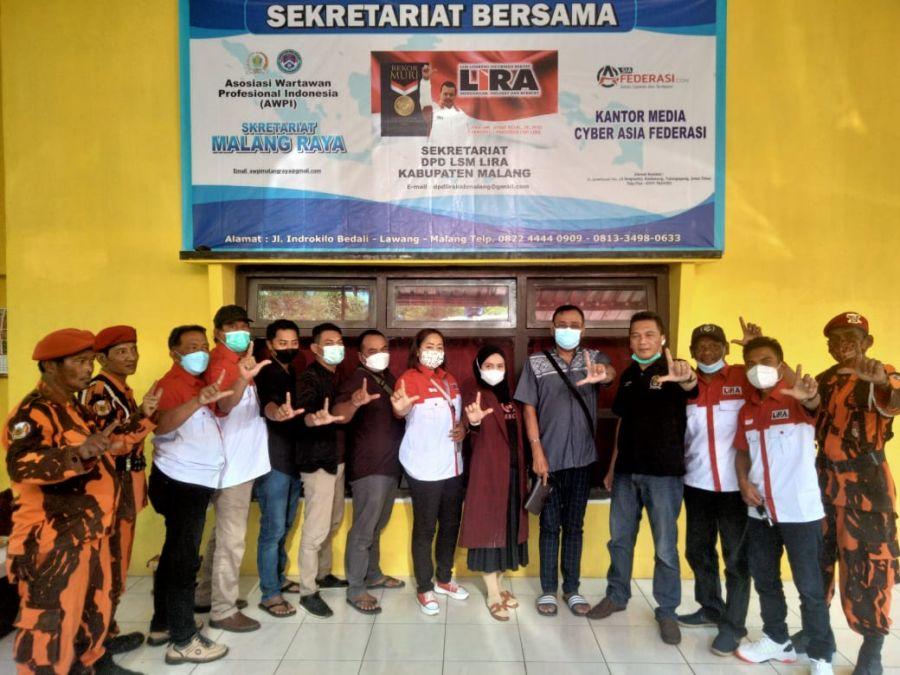 Idul Adha 1442 Hijriyah, AWPI Malang Raya Turut Sembelih Hewan Kurban
