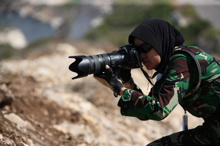 Serda Etika dan Letda Nia, Wanita Udara Hebat Andalan TNI AU