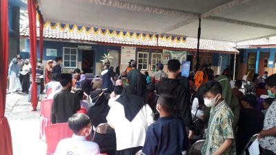 Desa Tirtomoyo Sukses Suntikkan 1500 Dosis Vaksin Sinovac Untuk Warga