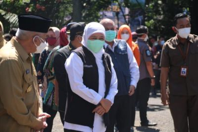 Hari Ini, Layanan Pengisian Tabung Gas di Kota Malang Diresmikan Gubernur Jatim