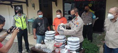 Jelang Idul Adha, Polisi Amankan Pembuat Petasan di Singosari