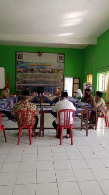 Tiga Pilar Kecamatan Tajinan Rakor Pelaksanaan Hari Raya Idul Adha di Tengah Pandemi Covid-19
