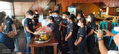Sebelum Berangkatkan Atletnya Ikuti PON XX Papua, Jasalindo Sport Gelar Tasyakuran