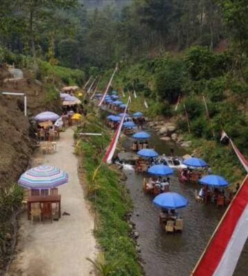 Wisata Baru Desa Pandansari Lor Kafe Mandiri Telaga Sari Garden